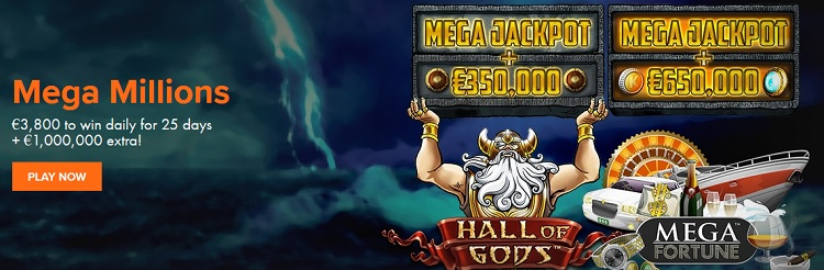 Daily Jackpots Kroon Casino
