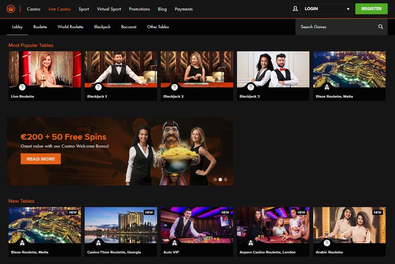 Online casino 2017